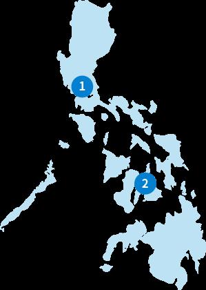 フィリピン:マップ