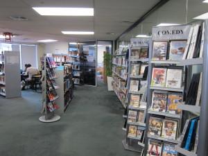 Embassyの図書館(4階・Taylor'sとシェア)