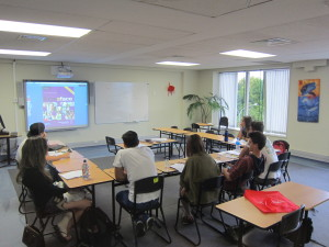 Embassyの教室4(6階)