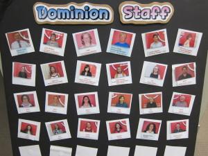 Dominionのスタッフ一覧
