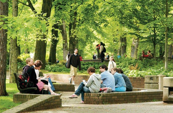 ポートランド州立大学:イメージ