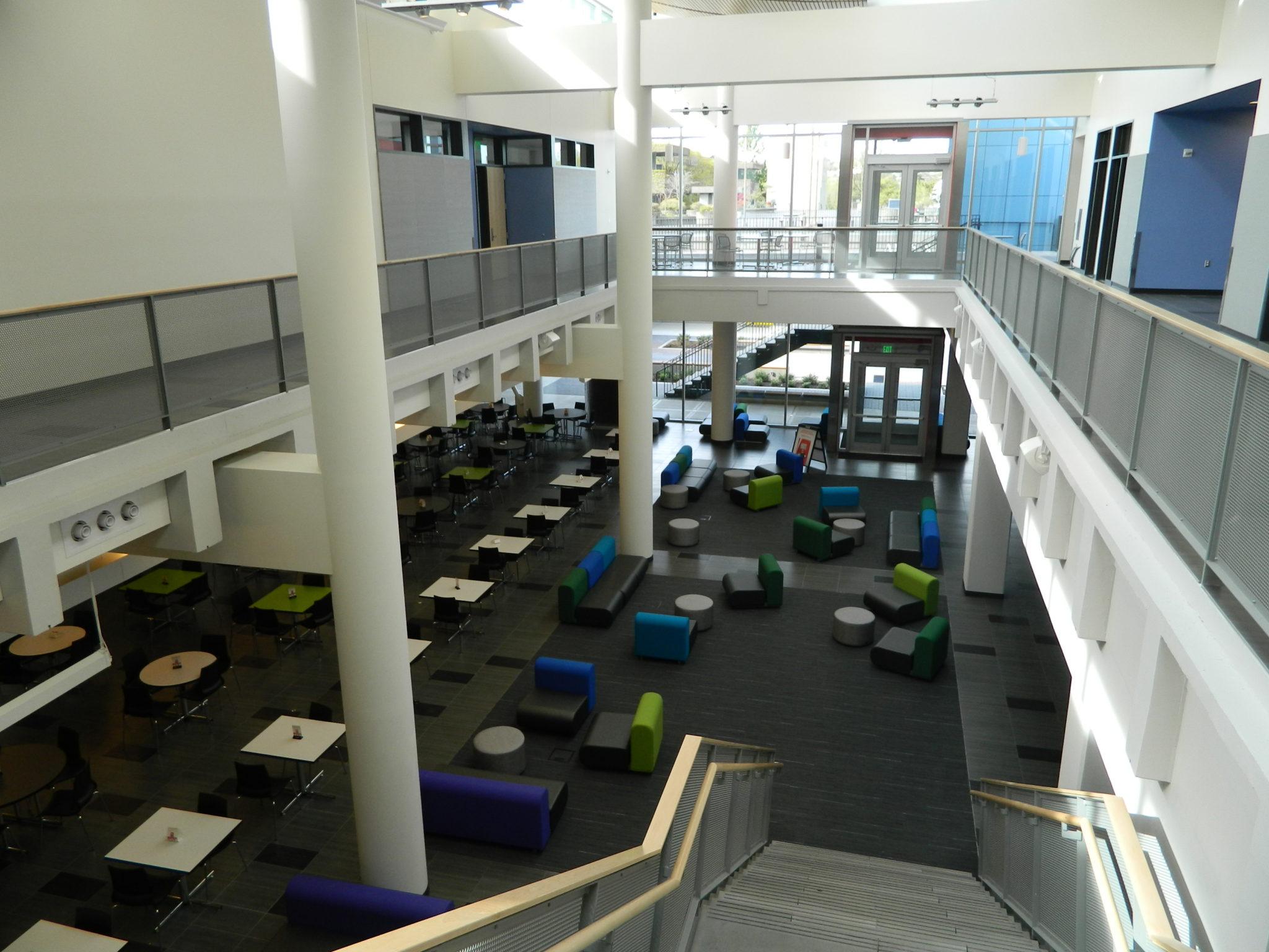 【大学附属】ノースシアトルカレッジ(NSC):イメージ