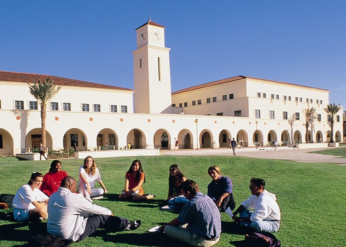 【大学附属】サンディエゴ州立大学:イメージ