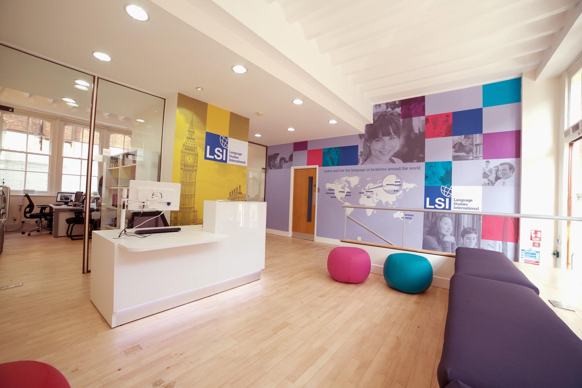 LSI ロンドンセントラル校:イメージ
