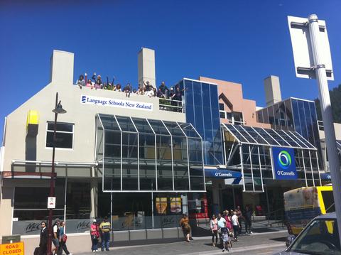 ランゲージ・スクールズ・ニュージーランド(LSNZ)クイーンズタウン校:イメージ