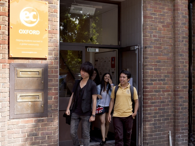 EC オックスフォード校:イメージ