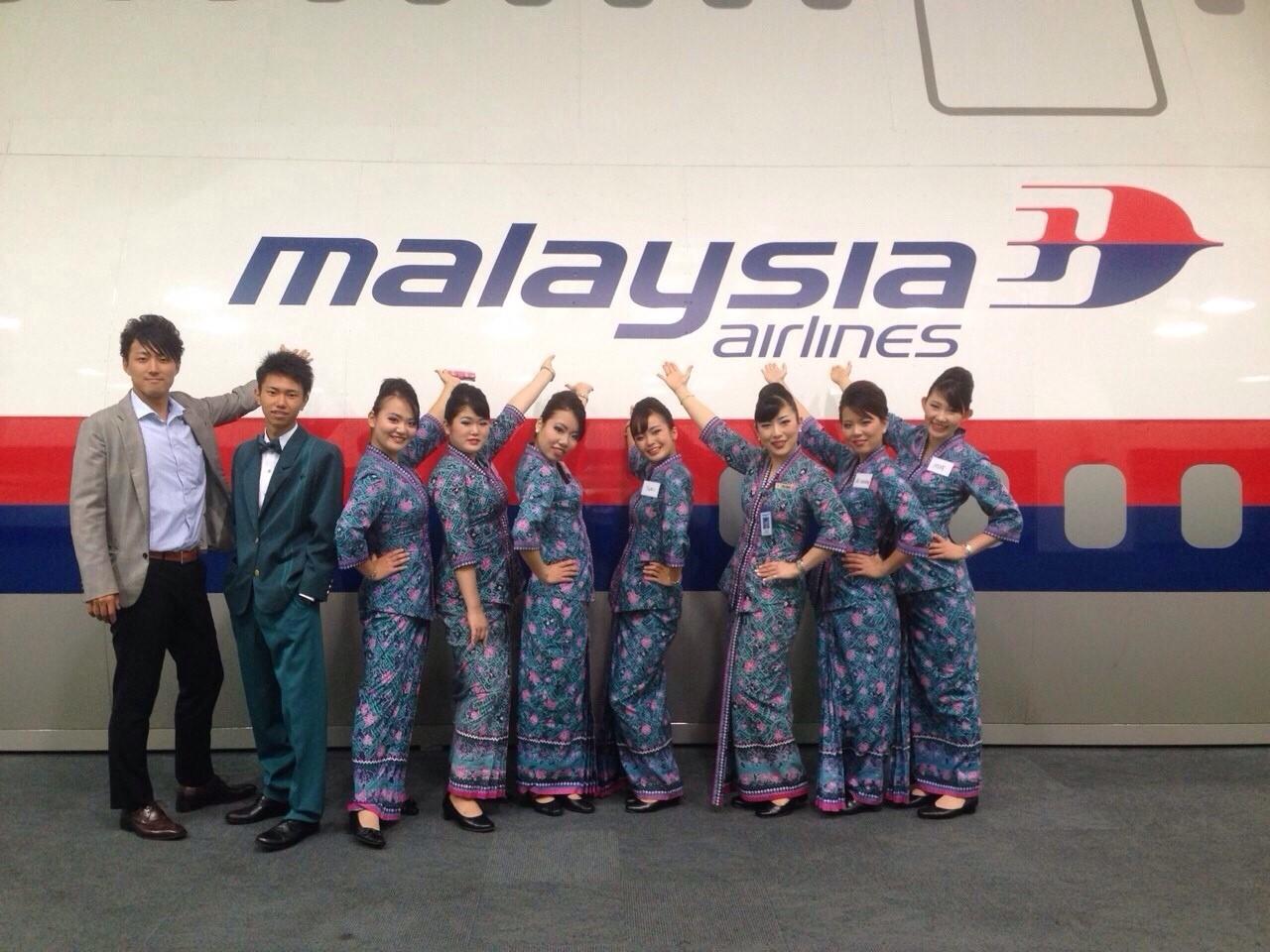 マレーシア航空☆キャビンクルー体験プログラム ※受付は終了致しました。:イメージ