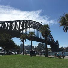 シドニーは想像以上に美しい街でした